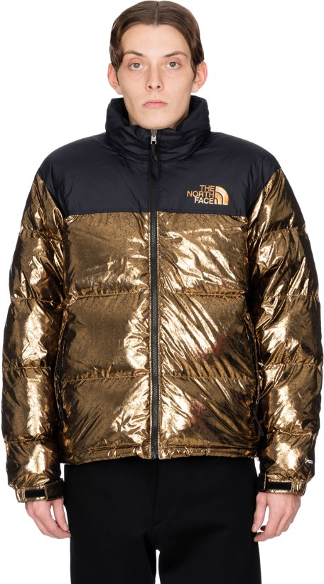 59b68dd9a The North Face - 1996 Retro Nuptse Jacket - Metallic Copper
