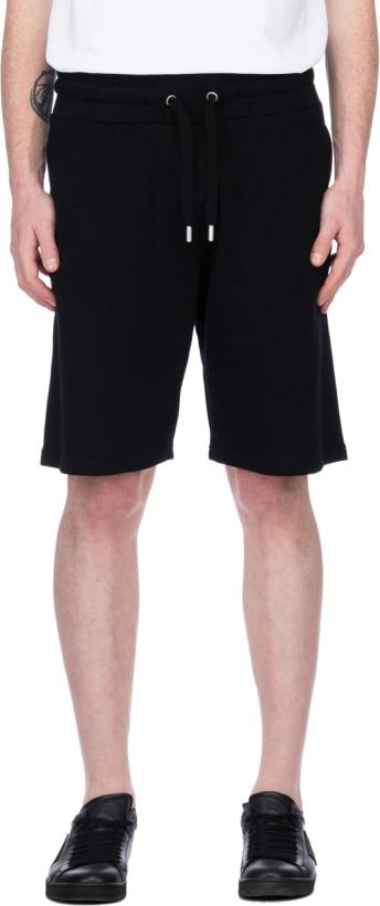 e01f8d73 Kenzo: Logo Sweat Shorts - Black | influenceu