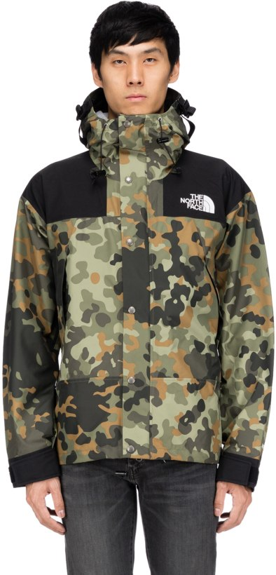 83acdcc1c The North Face - 1990 Mountain Jacket - New Taupe Green Camo