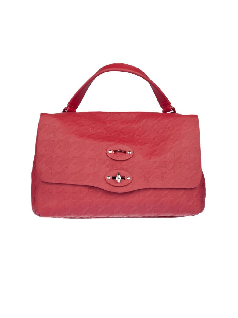 Shoulder Bag for Women On Sale, Pink, Leather, 2017, one size Zanellato