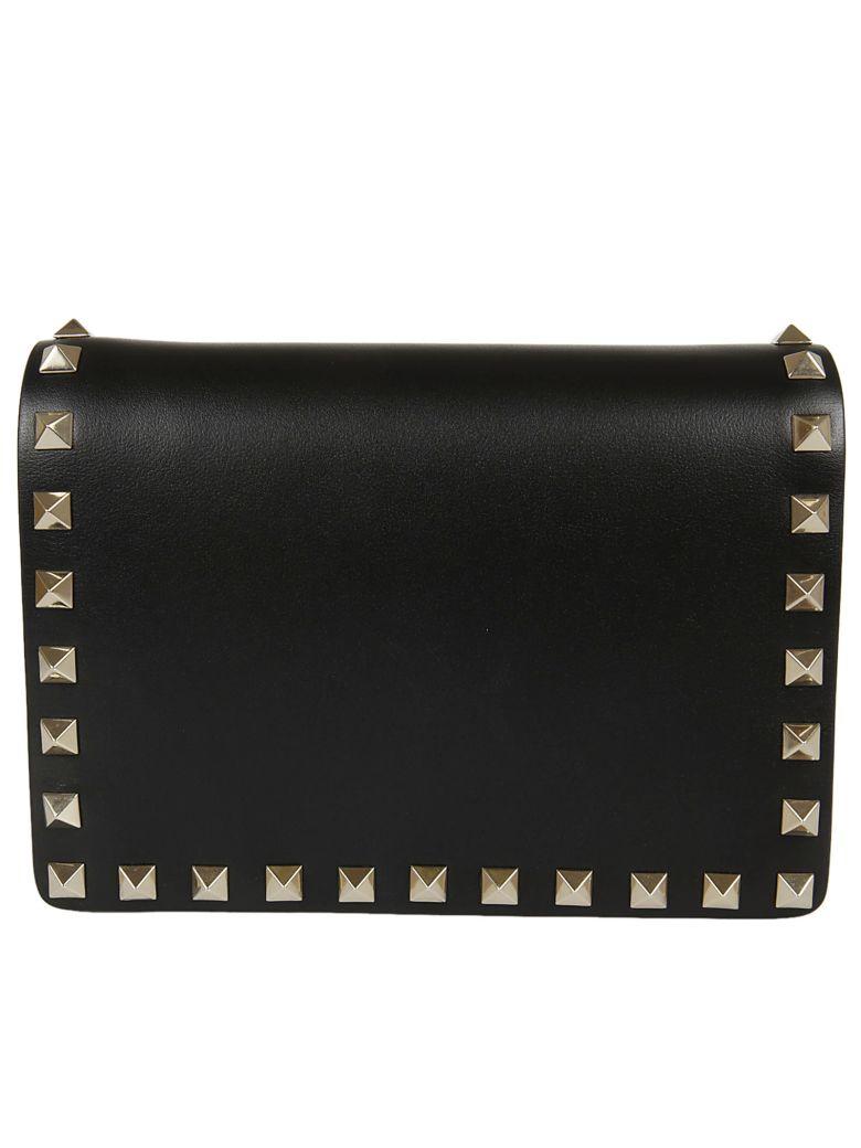 Valentino Garavani Leather Pochette Z8ecm