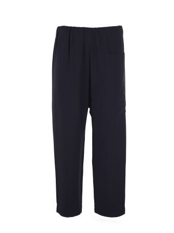 Sofie d'Hoore Drawstring Cropped Pants