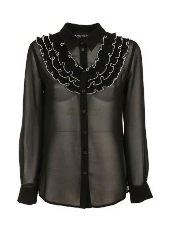 Boutique Moschino Ruffle Shirt