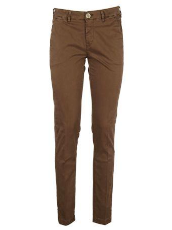Barba Skinny Trousers