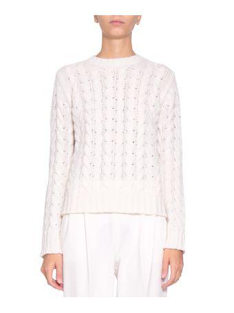 Max Mara Cashmere And Wool Maestro Sweater