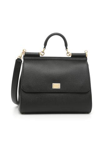 Dauphine Calfskin Sicily Bag