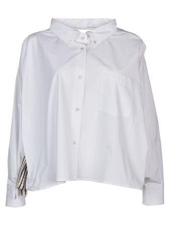 Erika Cavallini Chest Pocket Shirt