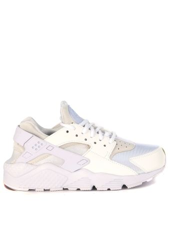Nike Air Huarache Run White Sneaker