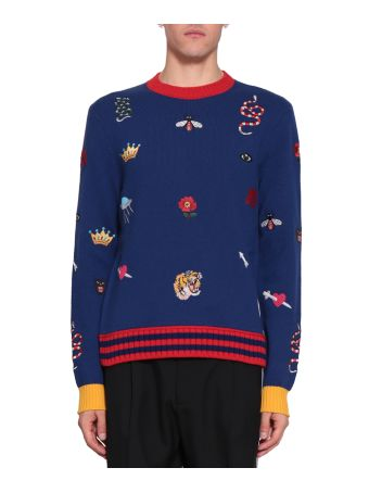 Gucci Wool Sweater
