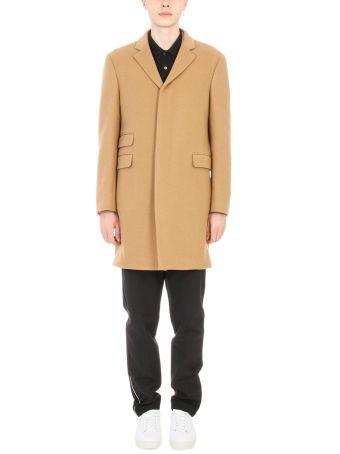 Stella McCartney Camel Wool Coat