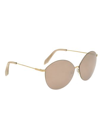 Victoria Beckham Feather Kitten Sunglasses