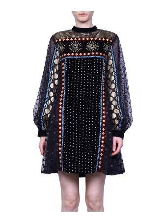 Dodo Bar Or Natalie Embroidered Dress