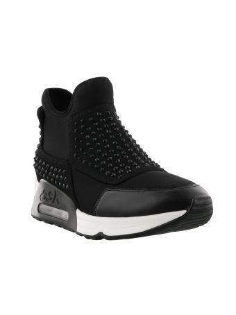Ash Laser Stone Sneaker