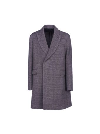 Stella Mccartney Oscar Herringbone Coat