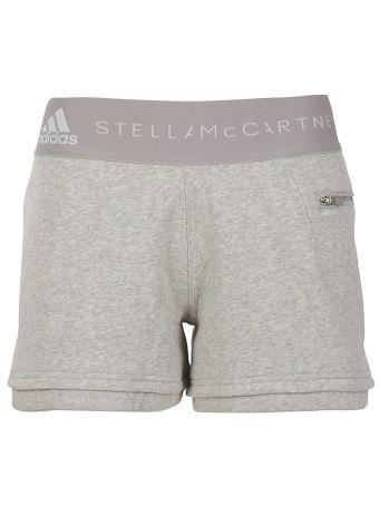 Adidas By Stella Mccartney Essential Shorts