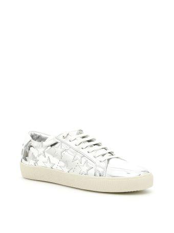 Laminated Calfskin Sl/06 Sneakers