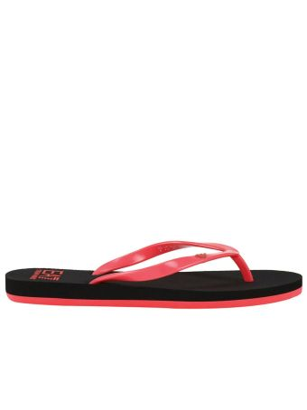 Flat Sandals Shoes Women Ea7 Swimwear