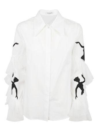 Vivetta Ballet Print Shirt