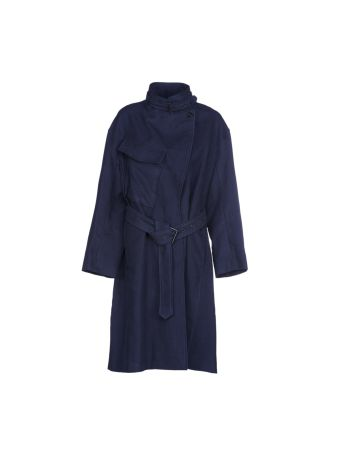 Isabel Marant Belted Trench Coat