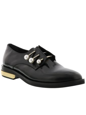 Coliac Fernanda Laced Up Shoes