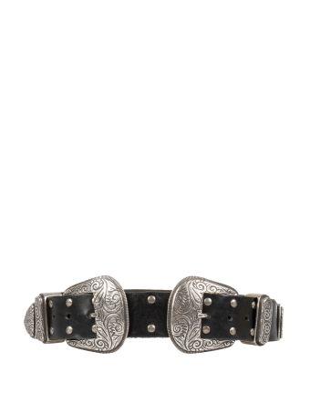 WANDERING Leather Belt