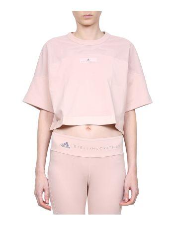 Adidas by Stella McCartney Essential Cropped Top