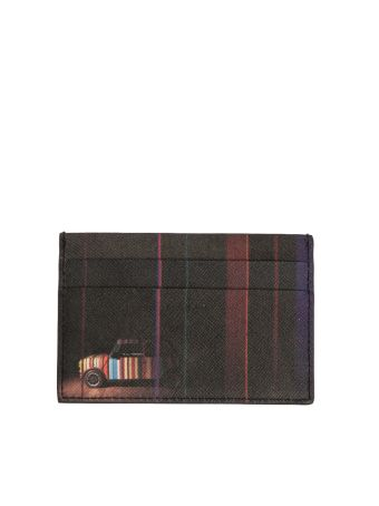Paul Smith Leather Card Holder
