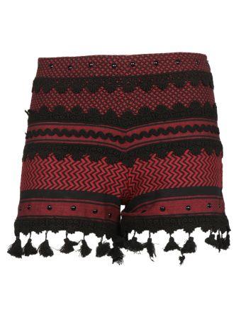 Dodo Bar Or Moav Embellished Shorts