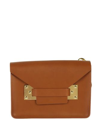 Sophie Hulme Mini Milner Shoulder Bag