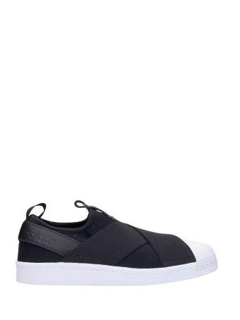 Adidas Superstar Slip On Black Sneakers
