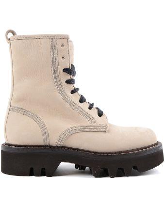Brunello Cucinelli High-cut Sneakers