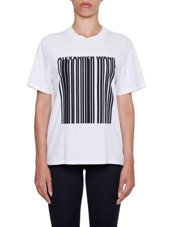Barcode Boxy T-shirt