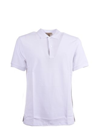 Burberry Oxford Abown Polo Shirt