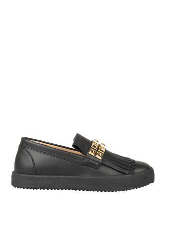 Giuseppe Zanotti May London Leather Slip-on