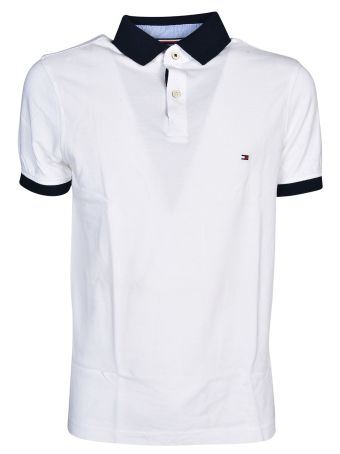 Tommy Hilfiger Piqué Polo Shirt