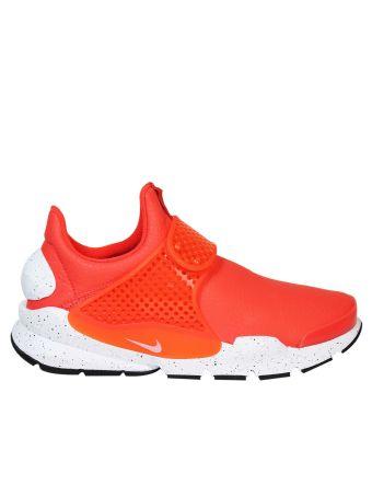 Orange Sock Dart Sneakers