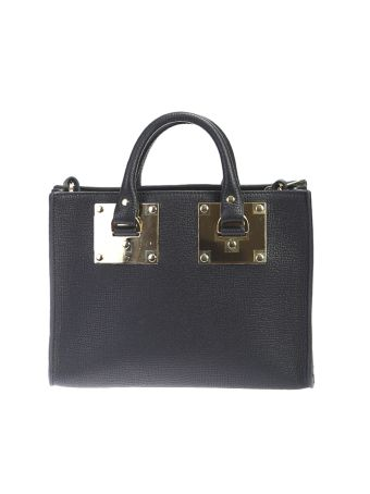 Leather Albion Tote Small Bag