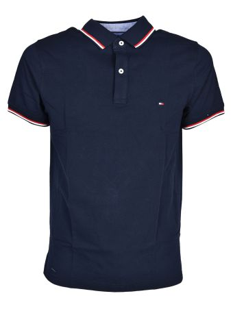 Tommy Hilfiger Tipped Polo Shirt