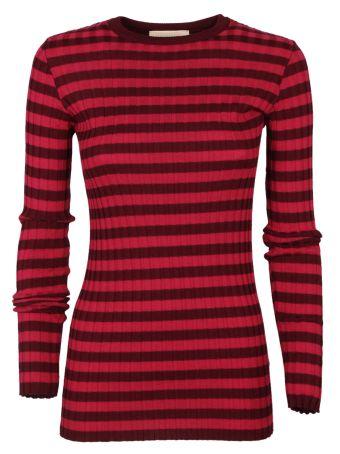 Erika Cavallini Striped Sweater