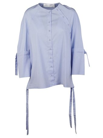 Victoria Beckham Side Tail Shirt