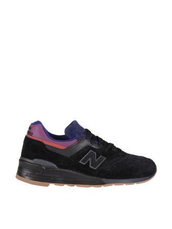 New Balance Logo Sneakers