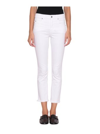 Isabel Marant Etoile Cotton Denim Jeans