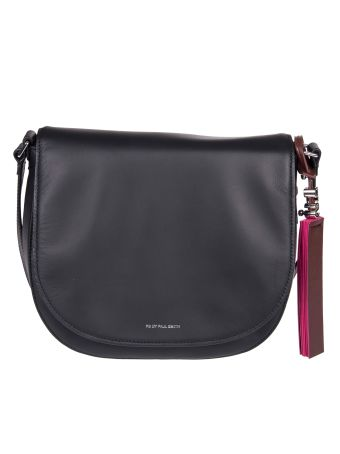 Ps By Paul Smith Leather Shoulder Bag