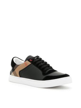 Reeth Hi-top Sneakers