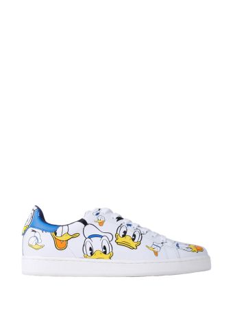 Moa Man Donald Duck Printed Sneakers