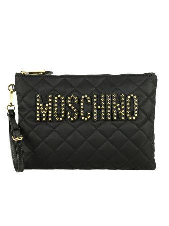 Clutch Shoulder Bag Women Moschino Couture