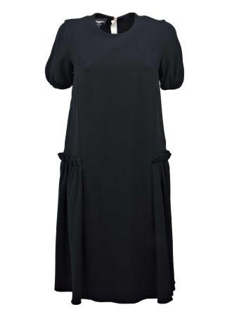 Rochas Detailed Dress