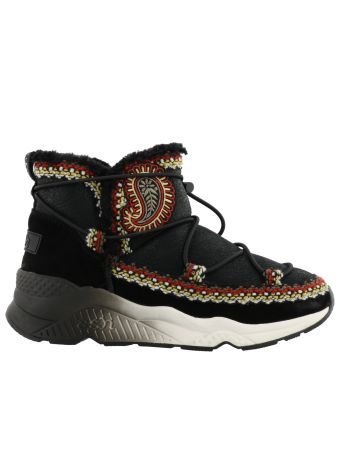 Ash Mitsouko Etnic Boots