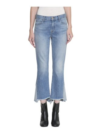 J Brand Aurbie Denim Cotton Jeans