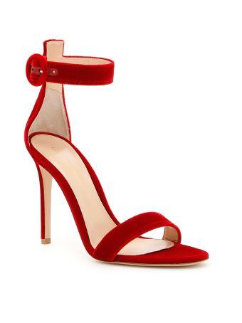 Velvet Portofino Sandals